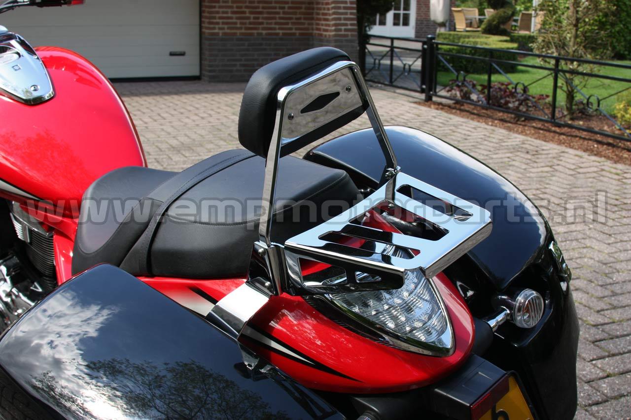 Sissybar de Luxe Low Suzuki (3)