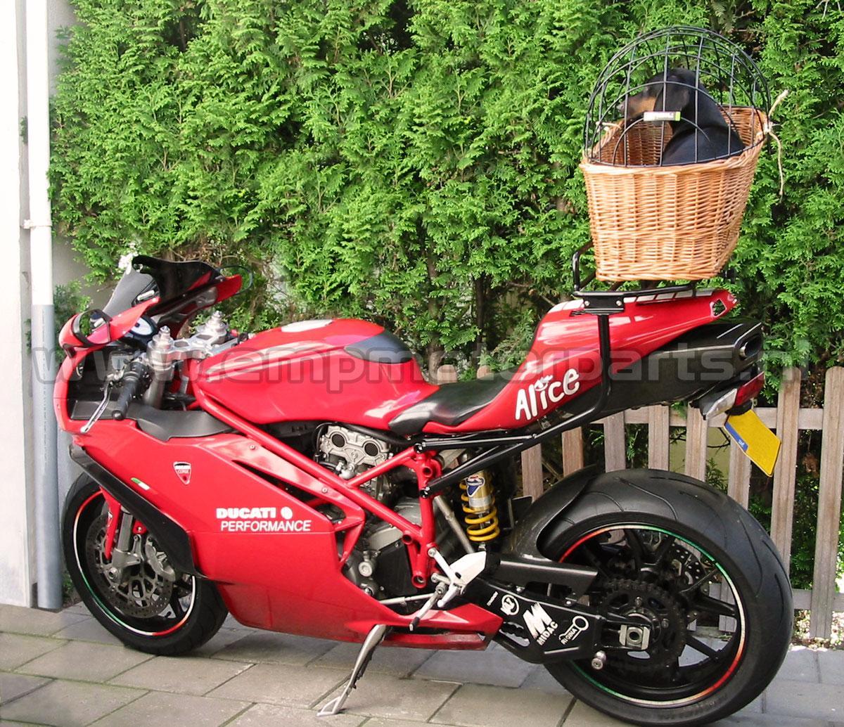 Luggage carrier Ducati Ducati (5)