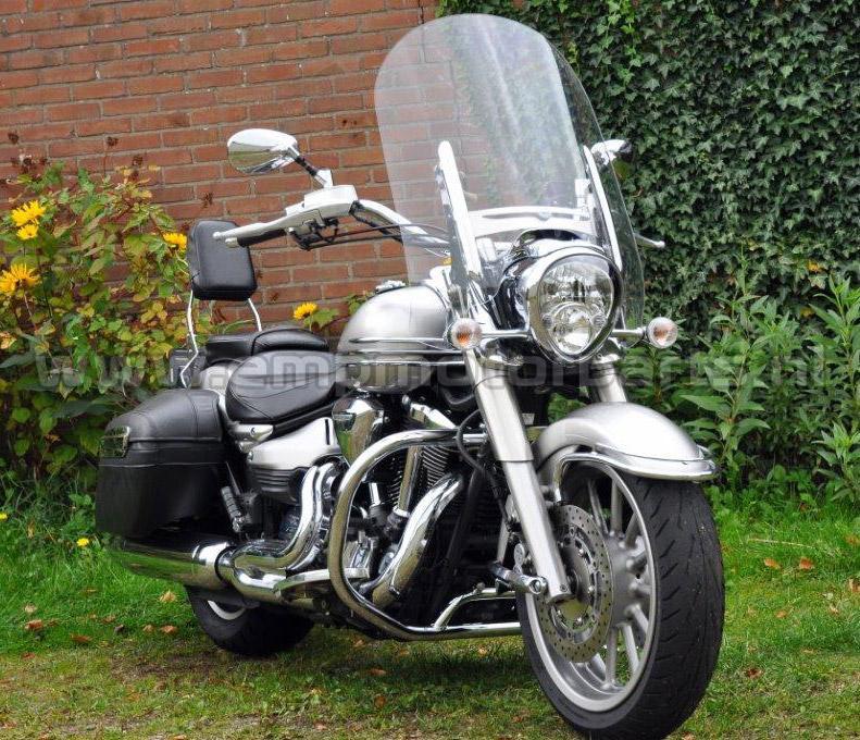 Crashbar Top Line Yamaha (2)