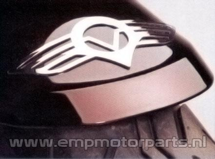 Fender logo Kawasaki VN