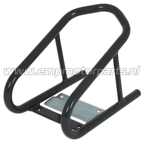 Frontwheel Stand Frontwheel Stand to clamp the frontwheel. (up to 150 mm. ) Included mountingset.  (1)
