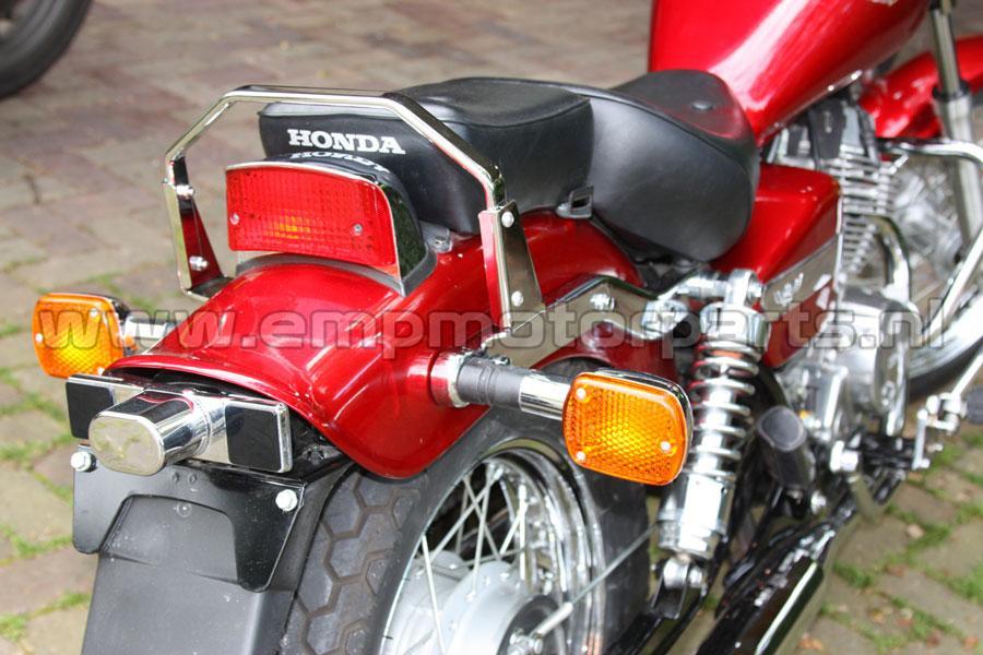 Handbeugelset met zijplaten Honda (2)