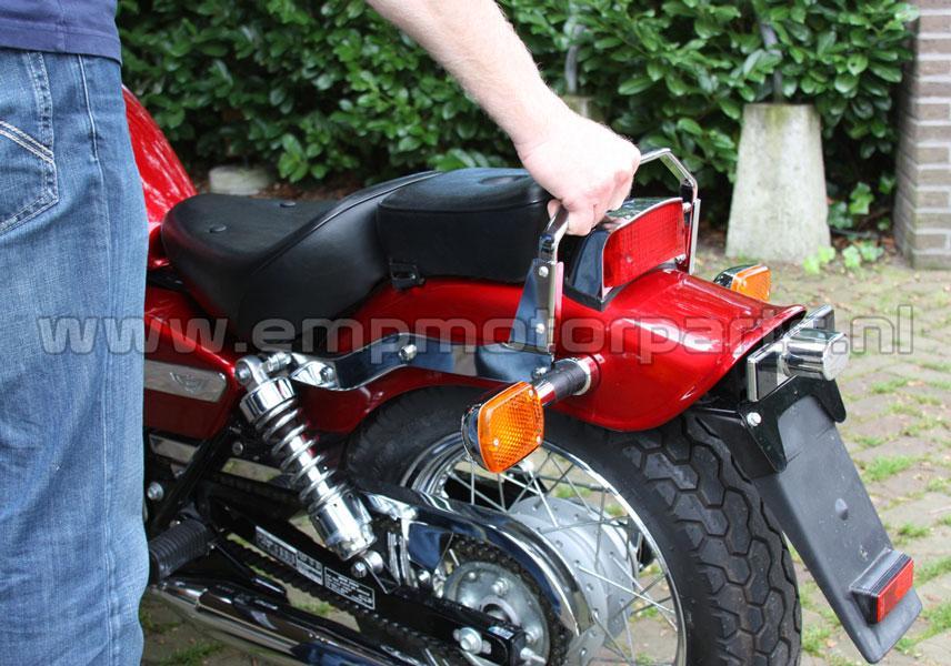 Handbeugelset met zijplaten Honda (4)