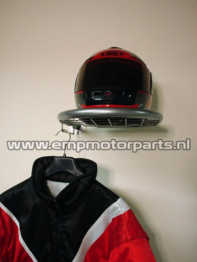 Helm kleding drager (2)