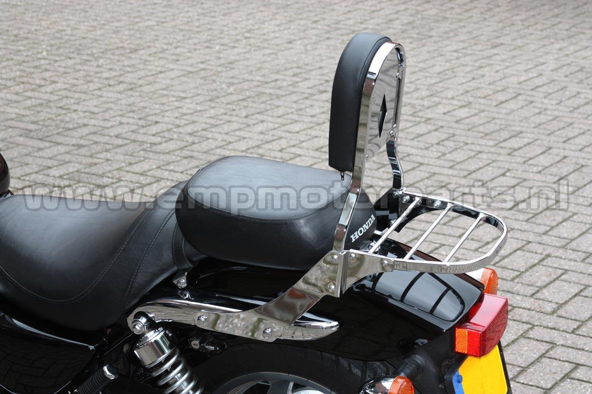 Sissybar de Luxe Honda (2)