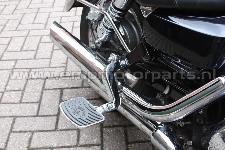 Footpeg lowering set Kawasaki, Suzuki (3)