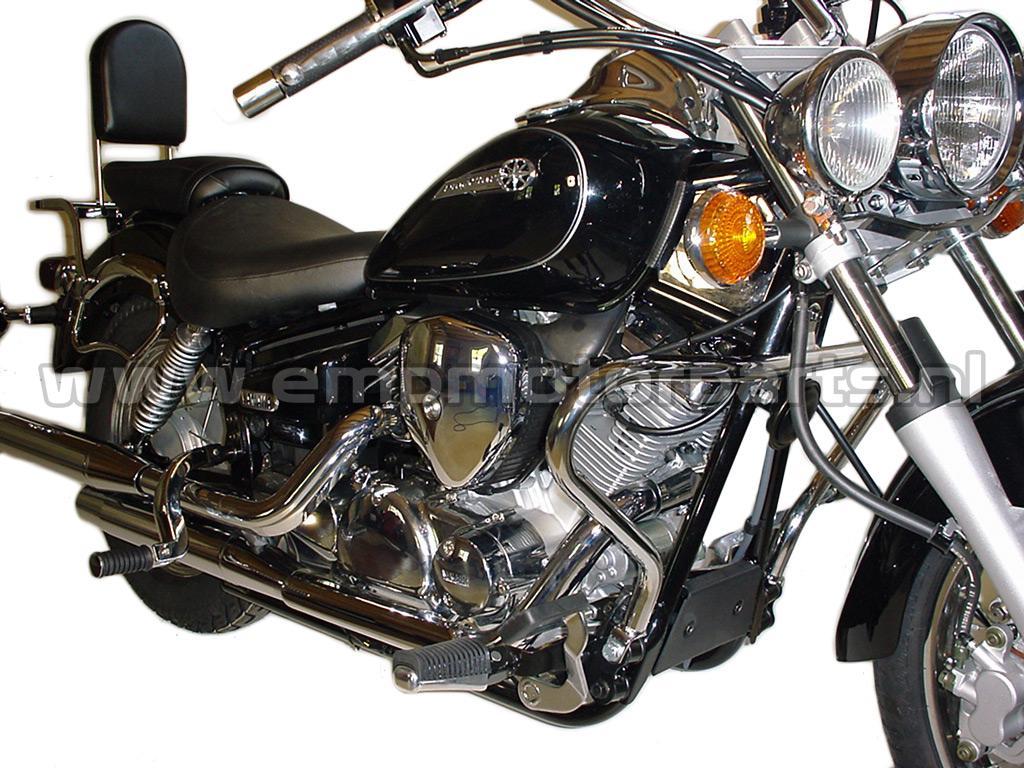 Crashbar Comfort Line Yamaha (2)