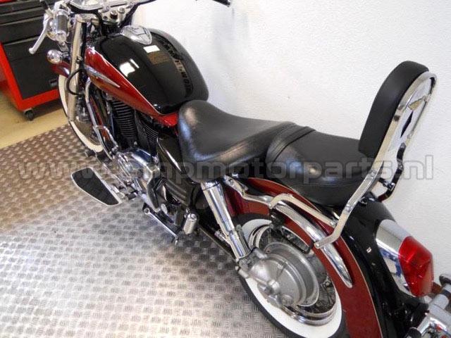 Sissybar Basic Honda (2)