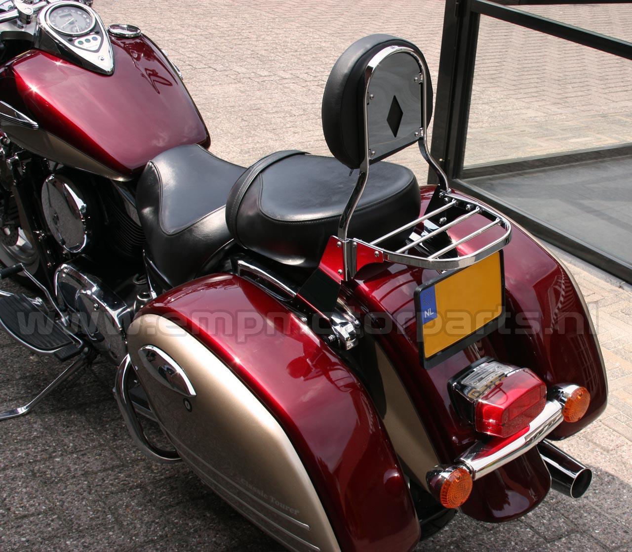 Sissybar de Luxe Kawasaki (2)