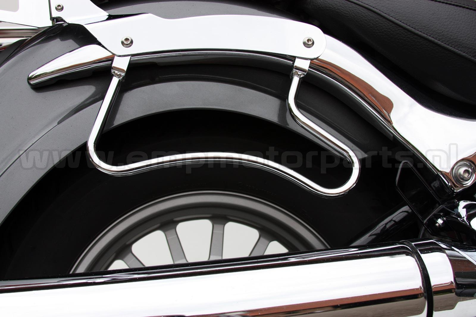 Satteltaschen Abstandshalter Suzuki (2)