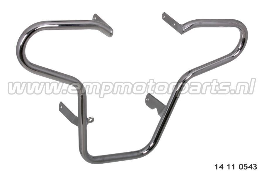 Crashbar Comfort Line Honda (1)