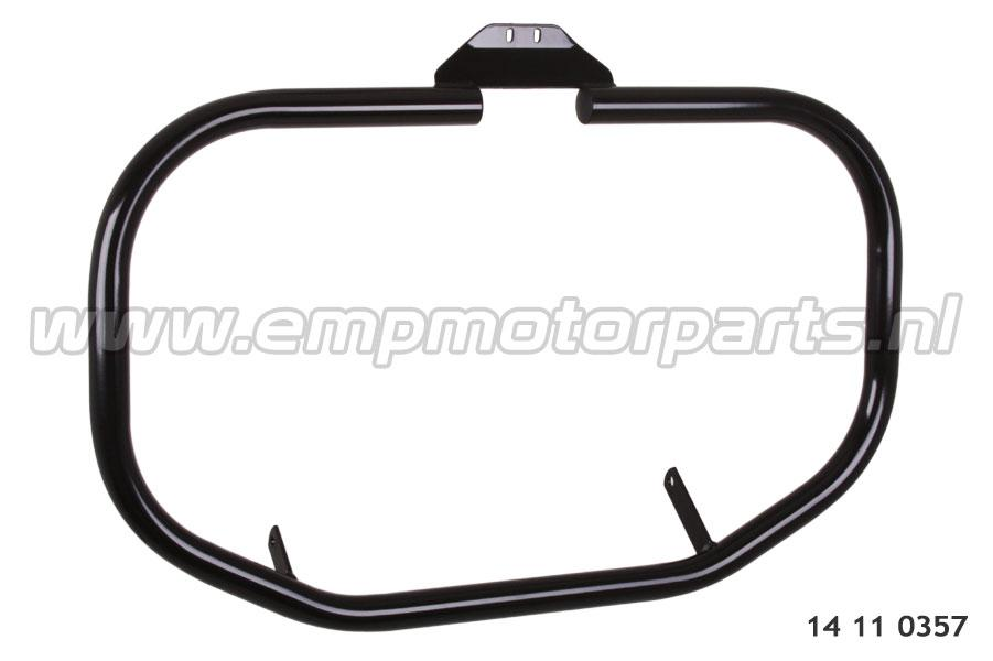 Crash bar Top Line (black coated) Kawasaki