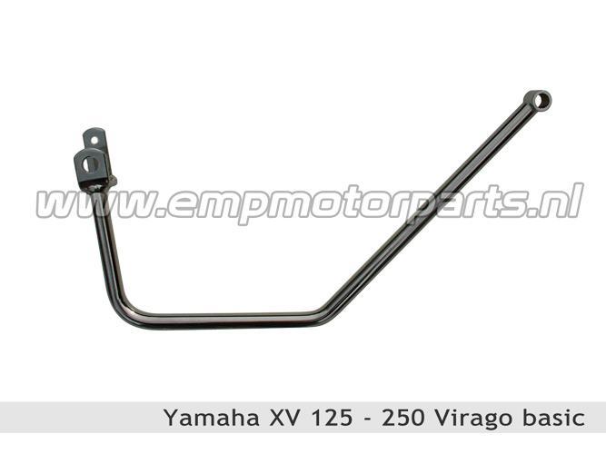 Saddlebag supports Yamaha