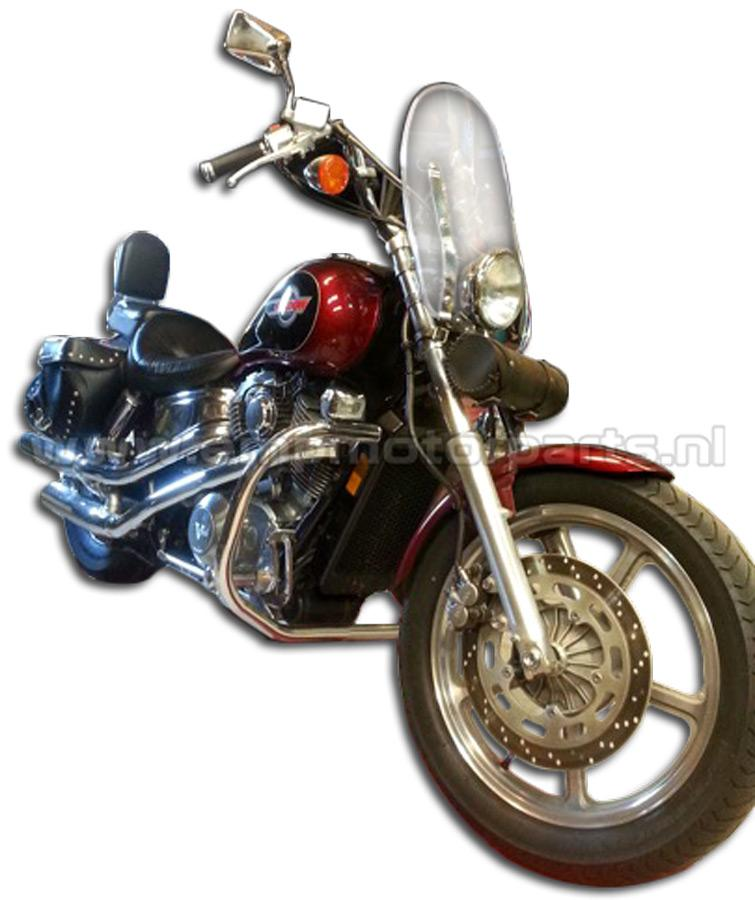 Valbeugel Top Line Honda (4)
