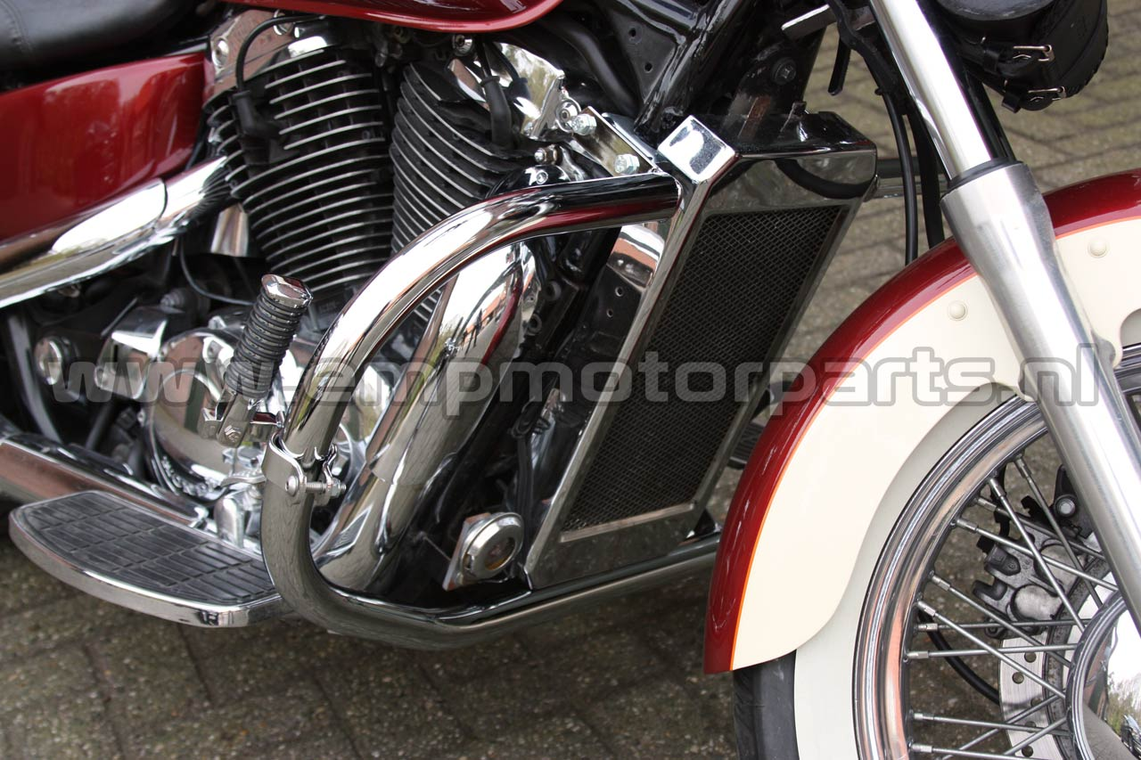 Crashbar Top Line Honda (3)