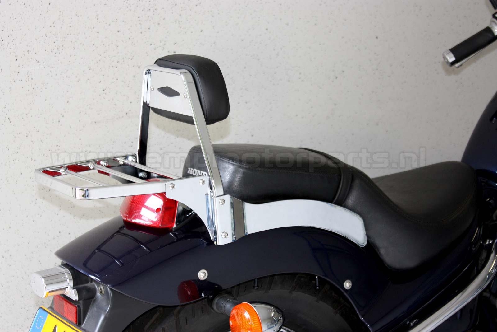 Sissybar de Luxe Low Honda (3)