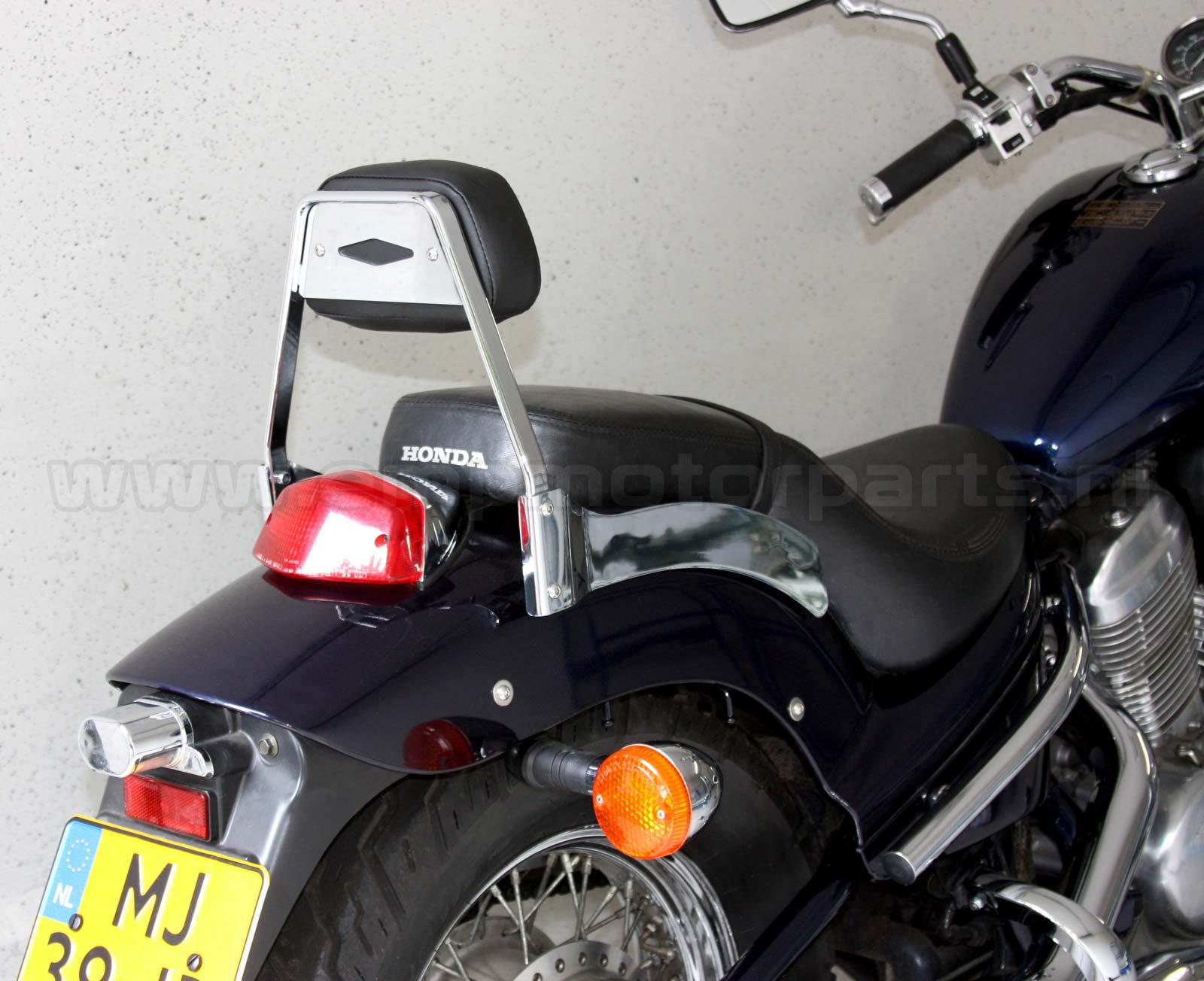 Sissybar de Luxe Low Honda (2)
