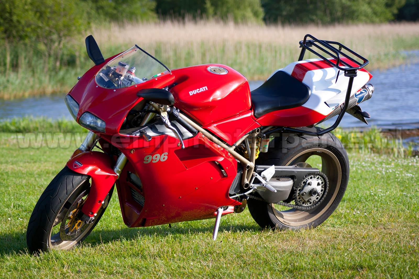 Bagagedrager Ducati Ducati 996 + Biposto low as 2000 (2)