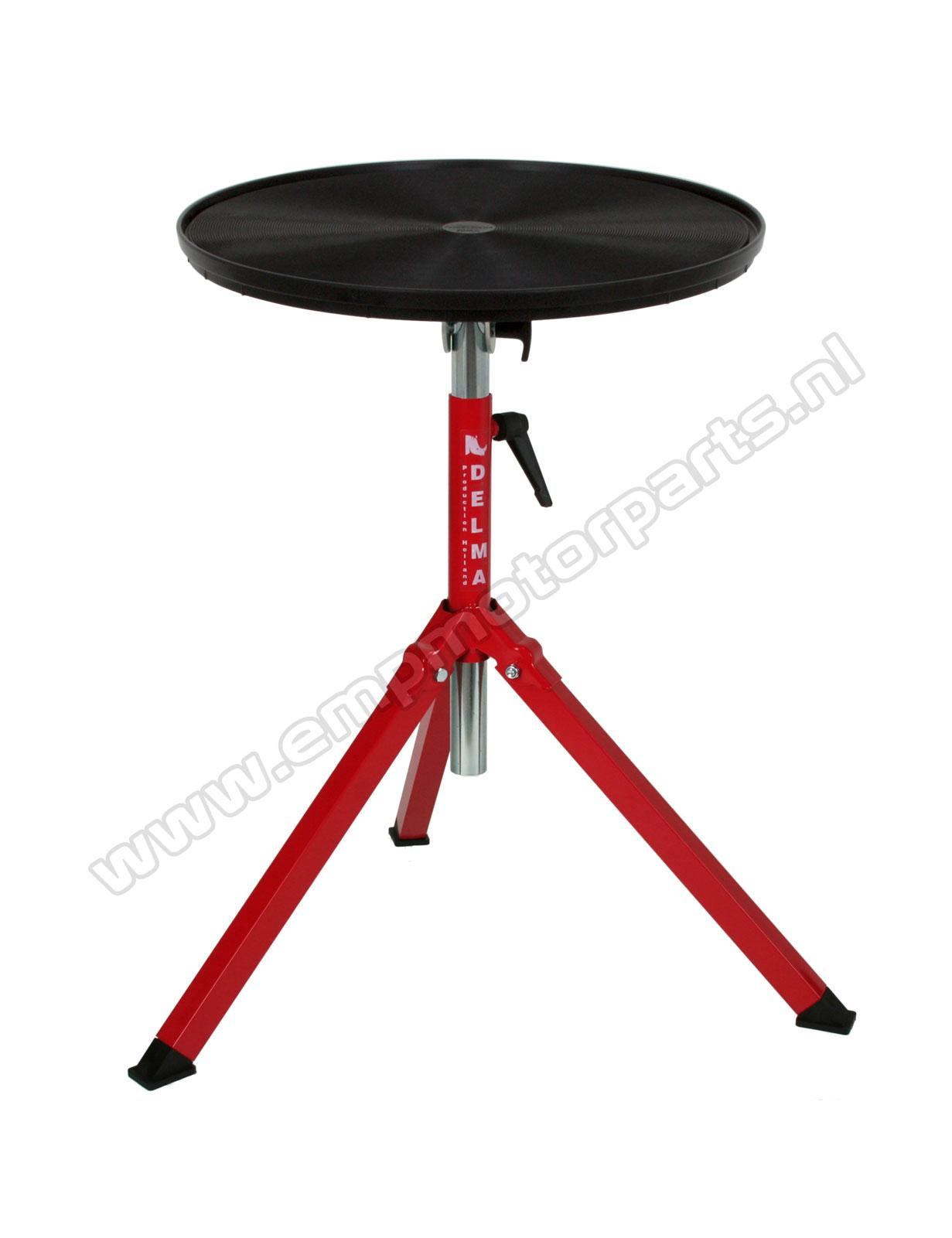 Roll-boy tool table Foldable presentation table-, supporting- and tool table.  (1)