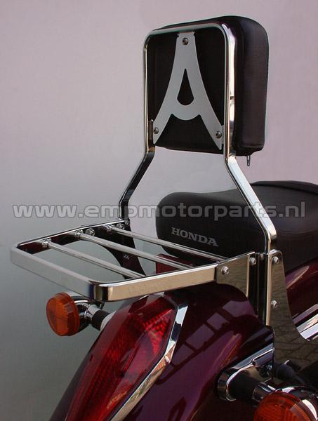 Sissybar de Luxe VKT Honda (3)