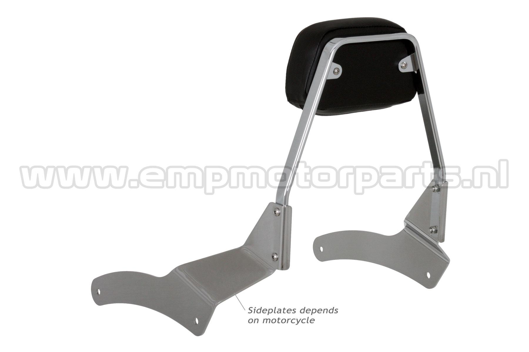 Sissy bar de Luxe Low Kawasaki (1)